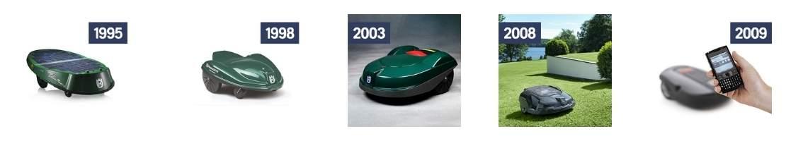 Husqvarna Automower 25 Jaar